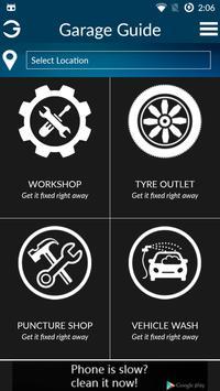 GarageguideIndia poster