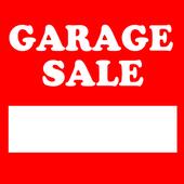 Garage Sale Map USA icon