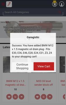 Garagistic Dev (Unreleased) apk screenshot
