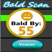 Bald Head Age Scanner - Prank icon