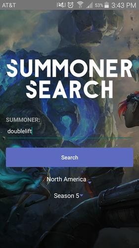 Summoner Search for Android - APK Download