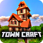Town Craft - Settlement icon