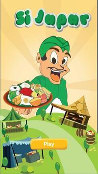 Si Japar : Jajanan Pasar poster