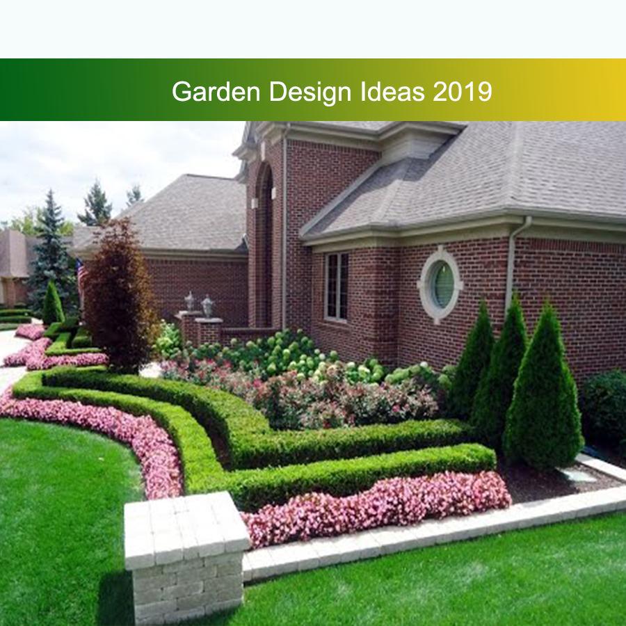 Garten Design Ideen 2019 Fur Android Apk Herunterladen
