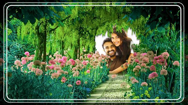 Garden Photo Frames 2 screenshot 4