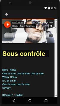 Dadju (Music + Lyric) screenshot 2