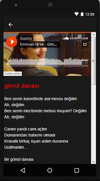 Emir Can Igrek (Music + Lyrics) apk screenshot