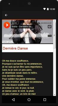 Indila (Music + Lyrics) screenshot 2