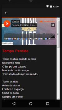 Legião Urbana ( Music + Lyric ) screenshot 2