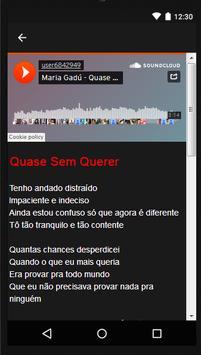 Maria Gadú (Music + Lyric) apk screenshot