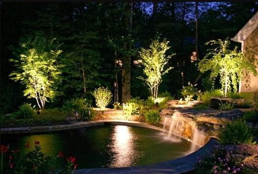 Garden Lamp Unique screenshot 1
