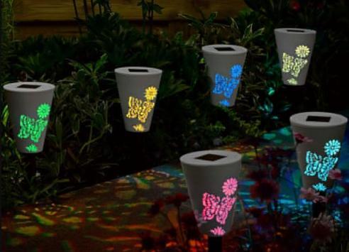 Garden Lamp Unique screenshot 3