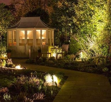 garden lighting ideas screenshot 10