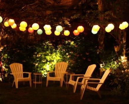 garden lighting ideas screenshot 14