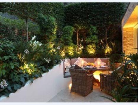 garden lighting ideas screenshot 1