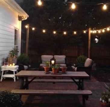 garden lighting ideas screenshot 7