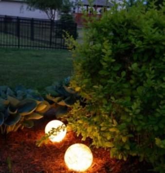 garden lighting ideas screenshot 4
