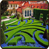 Garden Wallpaper icon