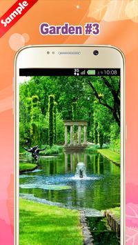 Garden Wallpaper apk screenshot