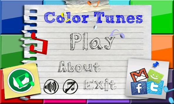Color Tunes FREE poster