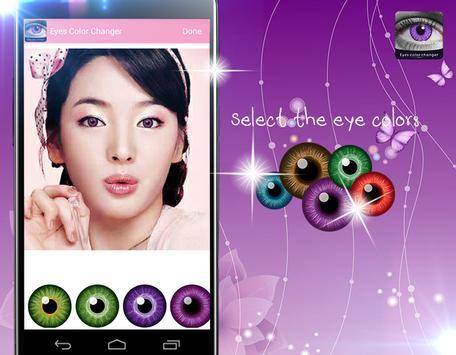 Eyes Color Changer poster