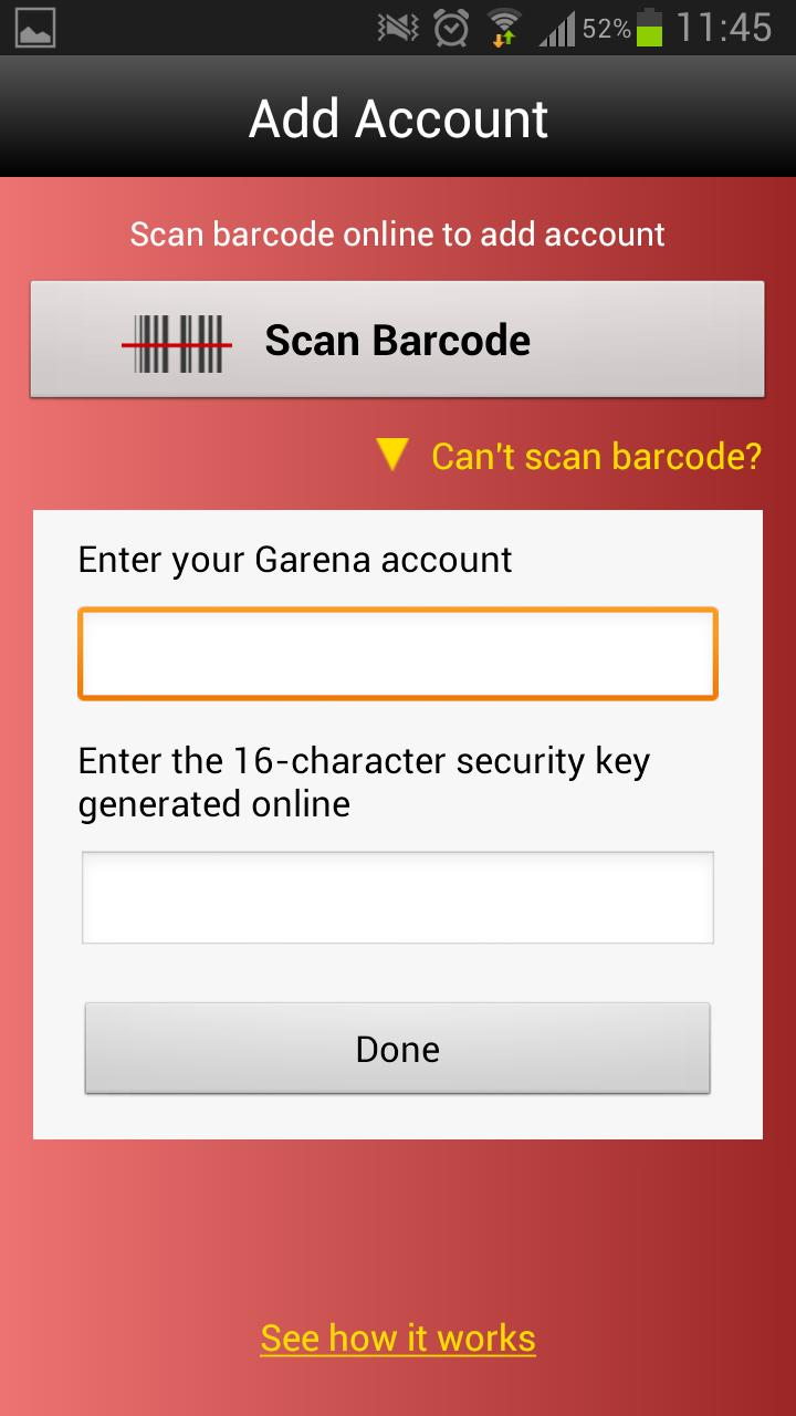Garena Authenticator for Android - APK Download