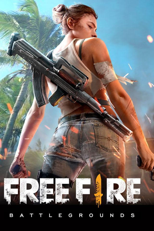Free Fire Battlegrounds Wallpaper Hd For Android Apk