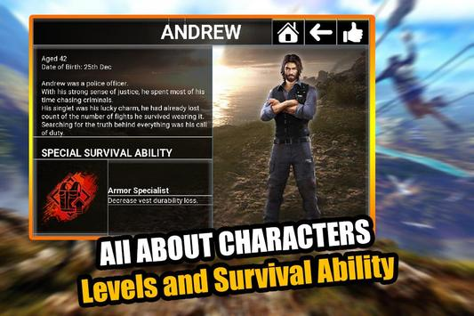 Free Fire - Survival Battleground Guide & Tips screenshot 9