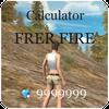 Kim Cuong Free Fire Calculator biểu tượng