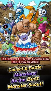 Dragon Quest Monsters SL poster