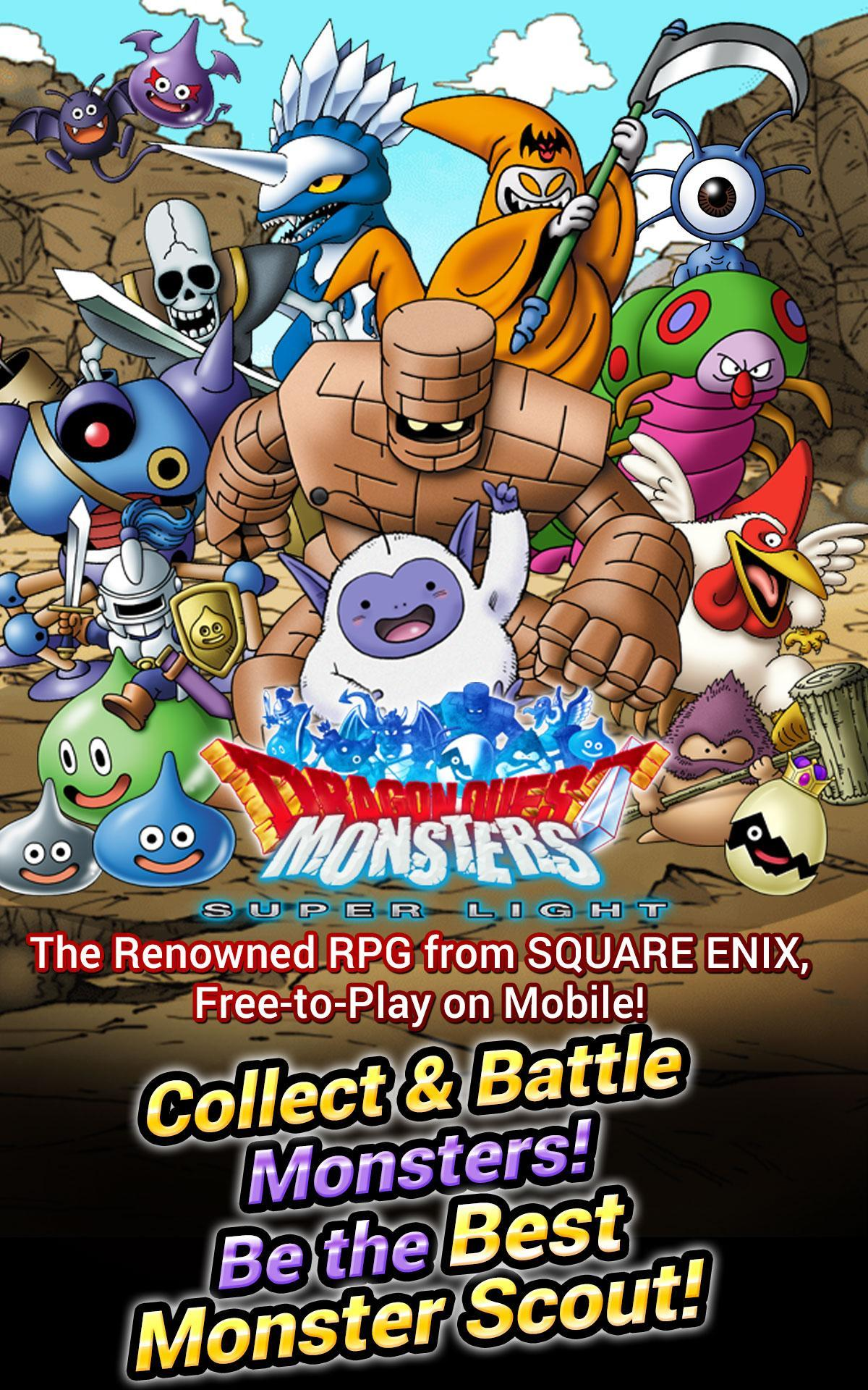 Dragon Quest Monsters SL for Android - APK Download