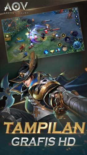 Garena AOV - Arena of Valor: Action MOBA APK Download ...