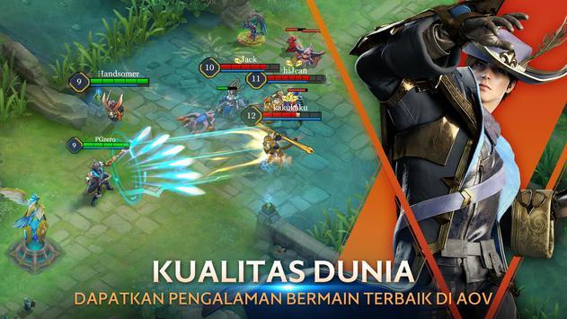 Garena AOV - Arena of Valor: Action MOBA apk screenshot