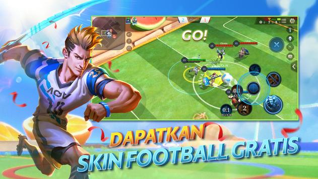 Garena AOV - Arena of Valor: Action MOBA apk स्क्रीनशॉट