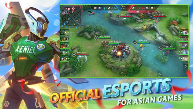 Garena AOV - Arena of Valor: Action MOBA apk screenshot