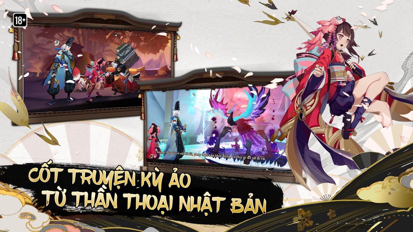 ... Âm Dương Sư - Onmyoji screenshot 5 ...
