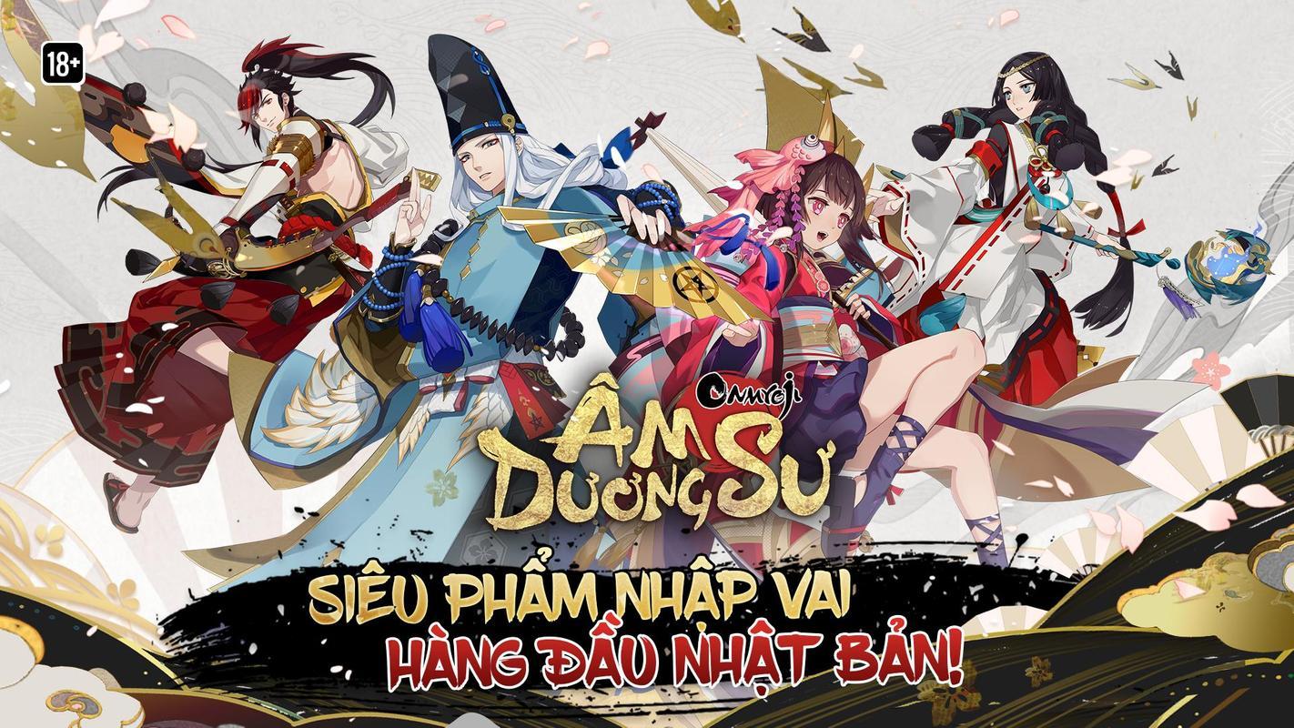 ... Âm Dương Sư - Onmyoji screenshot 8 ...