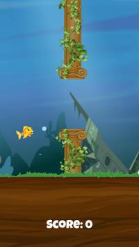 Flappy Fish screenshot 1