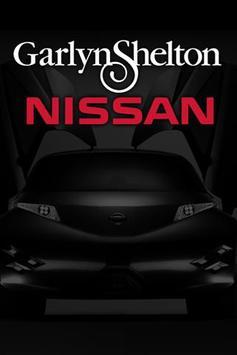 GarlynShelton Nissan poster