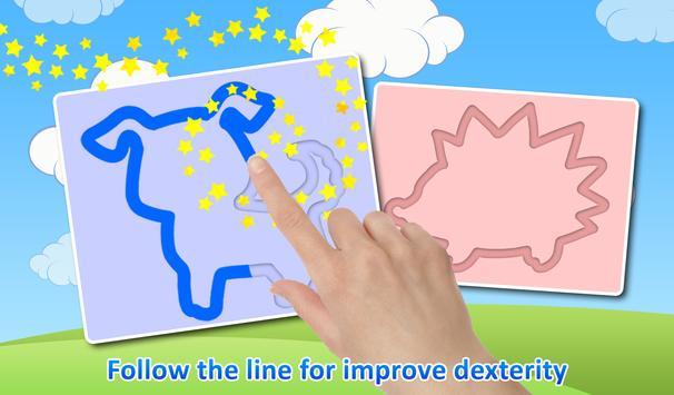 Little Genius - game for kids. screenshot 2
