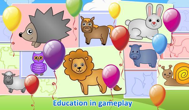 Little Genius - game for kids. screenshot 4