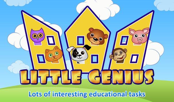 Little Genius - game for kids. screenshot 5