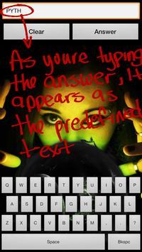 Pythia FREE - Mind Reader apk screenshot