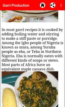 Garri Production screenshot 17