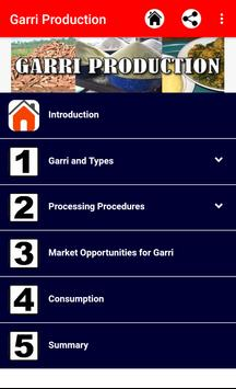 Garri Production screenshot 12