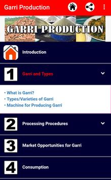 Garri Production screenshot 1