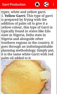Garri Production screenshot 4