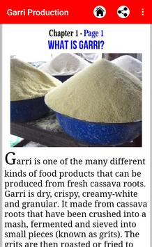 Garri Production screenshot 9