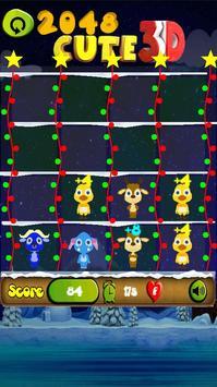 2048 Cute Animals 3D apk screenshot