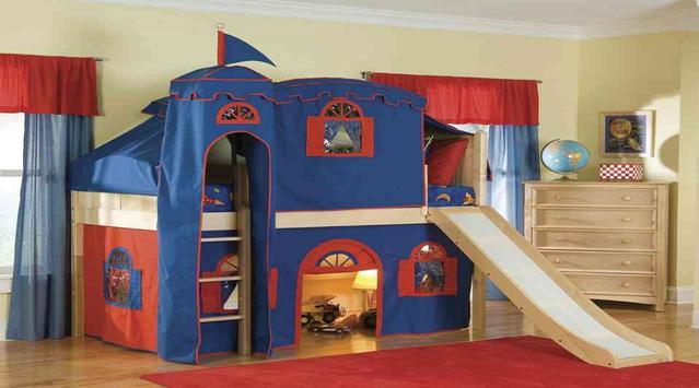 Castle Theme Bedroom screenshot 4